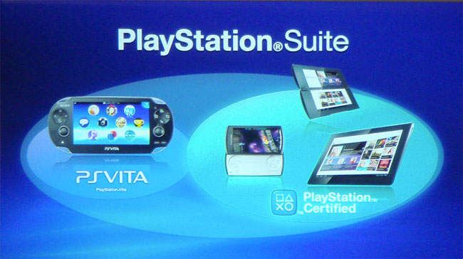 PlayStation Suite SDK
