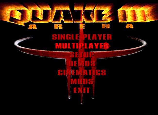 Quake 3 Raspberry Pi