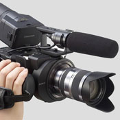 Sony NEX-FS700 Super Slow Motion 4K Camcorder Unveiled