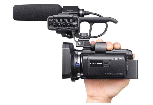 Sony NXCAM-HXR-NX30J