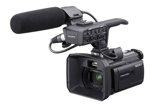 Sony NXCAM HXR-NX30J