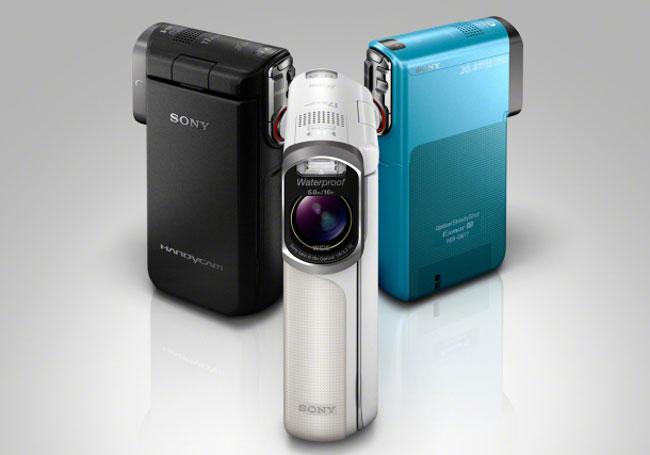 Sony Waterproof Handycam