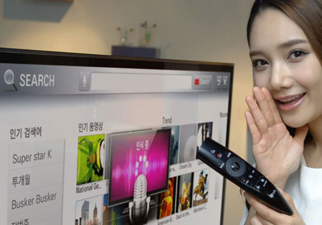 LG Smart TV Voice Control Arriving This Month (video)