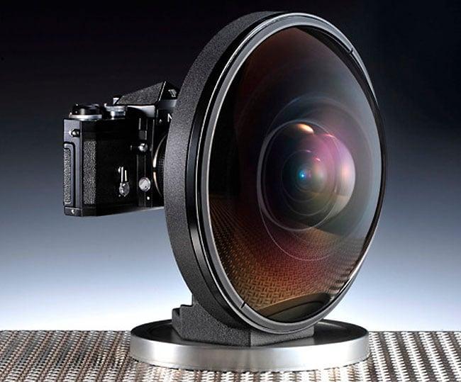 Nikon 6mm F/2.8 Fisheye Lens