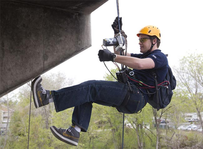 BYU Students Build Batman Style Grappling Hook