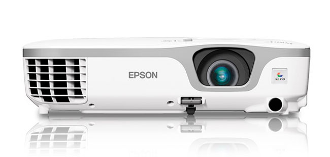 Epson X15 projector