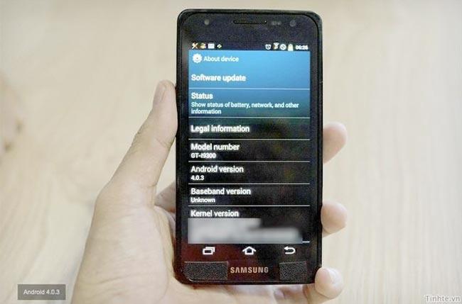 Galaxy S3 Dummy
