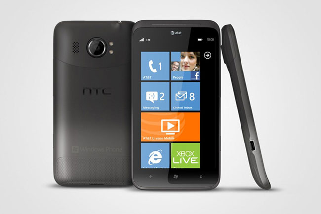 HTC Titan II Now Available From AT&T