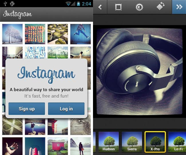 Instagram For Android Hits 1 Million Downloads In Less Than
