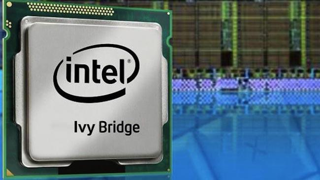 Ivy Bridge processors