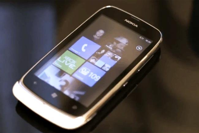 Nokia Lumia 610 Images Nokia Lumia 610 Nfc Smartphone
