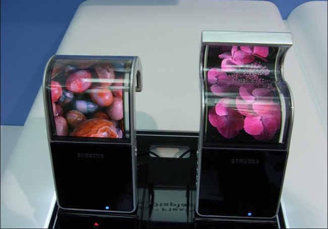 Samsung Felxible Display