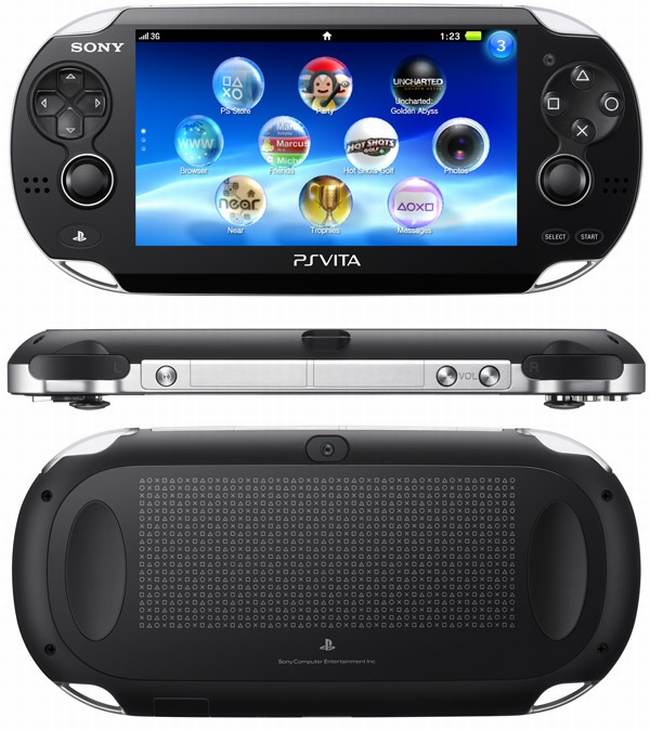 Sony Ps Vita Games : Sony patches ps vita psn game hack same found in others