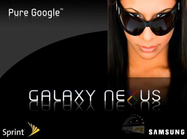 Galaxy nexus Sprint