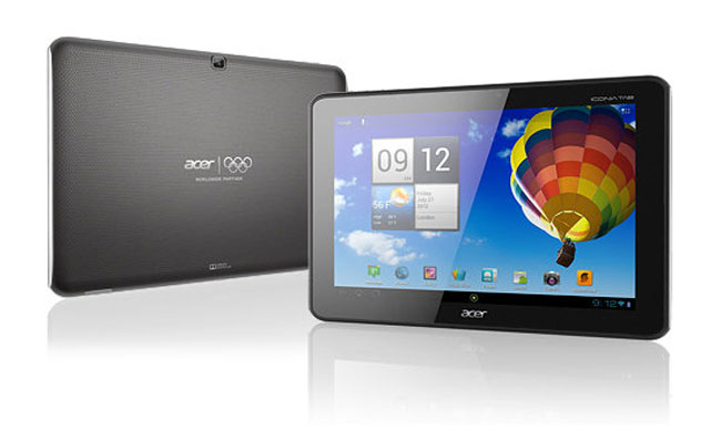 Acer Iconia A510 Olympic
