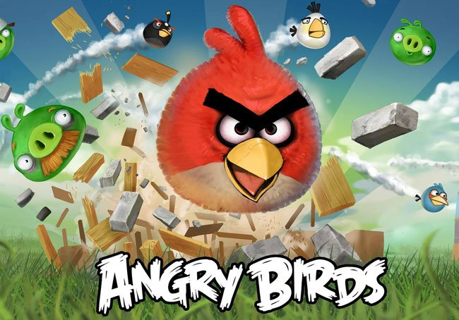 Angry Birds Share & Play