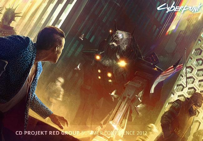 CD Projekt Cyberpunk