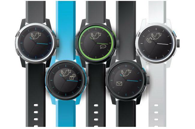 Cookoo Watch Kickstarter