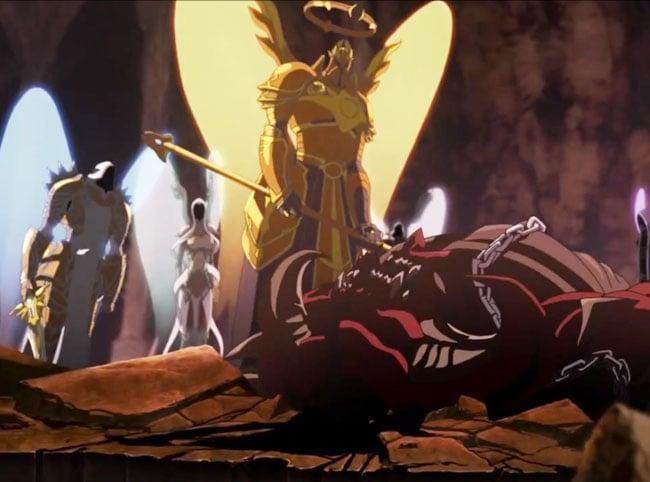 Diablo III Animated Short