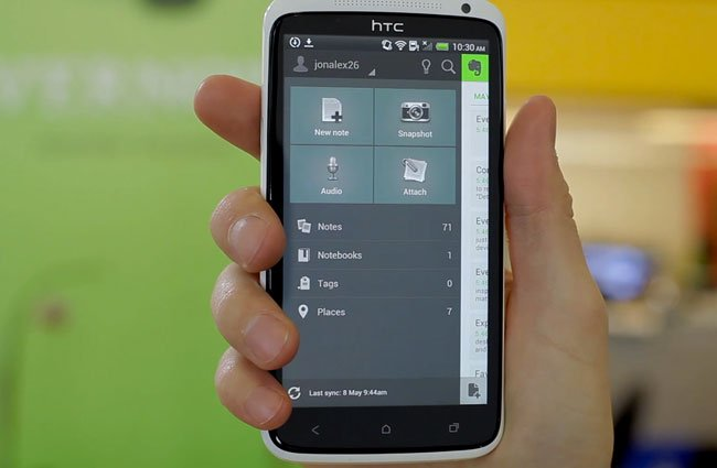 Evernote 4 for Android