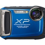 Fujifilm Finepix XP170 Waterproof Camera With Wireless Image Transfer Unveiled (video)