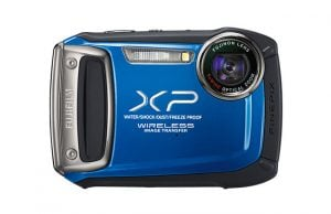Fujifilm Finepix XP170 Waterproof Camera With Wireless Image Transfer Unveiled (video)