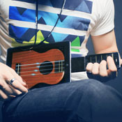 Futulele iPad Ukelele App Launches (video)