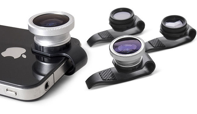 Gizmon Clip-on Lenses