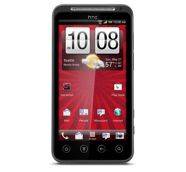 HTC Evo V 4G For Virgin Mobile Announced