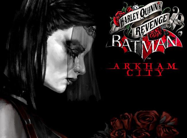 Harley Quinns Revenge DLC