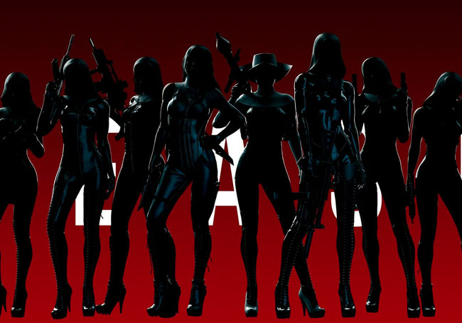Hitman Absolution: Attack of the Saints