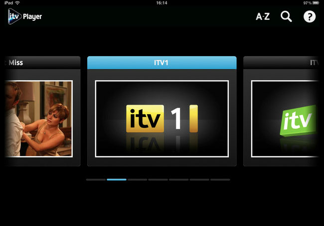 ITV Player 2.0 Update Enables Live TV Streaming To iOS Devices