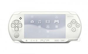 Ice White PSP