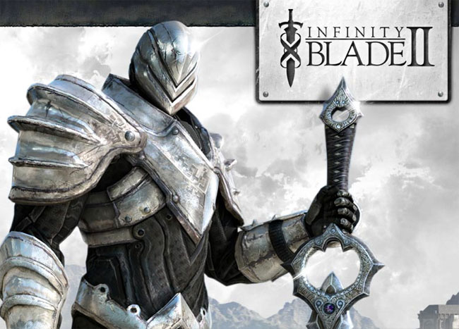 Infinity Blade II: Vault of Tears DLC Released