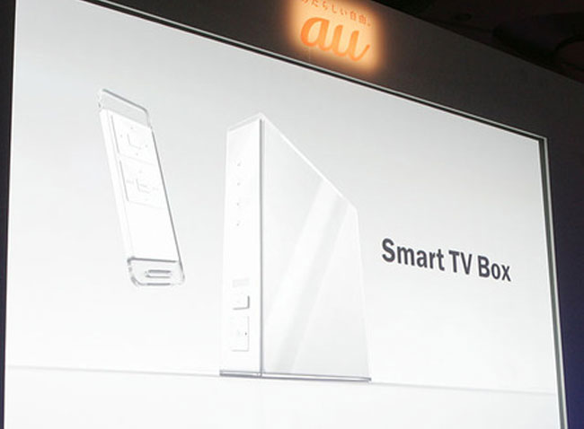 KDDi Smart TV Box