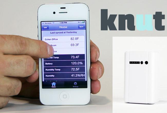 Knut Kickstarter
