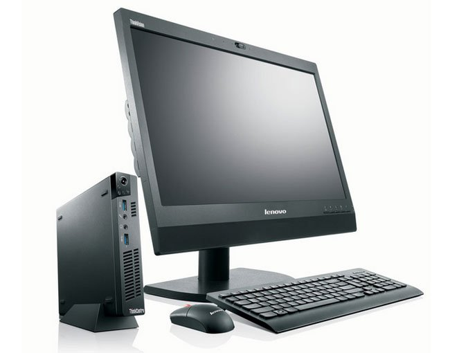 Lenovo ThinkCentre M92p Mini PC