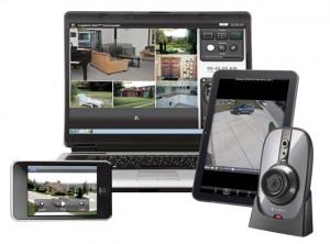 Logitech Alert 750n Wide-Angle Night Vision Camera