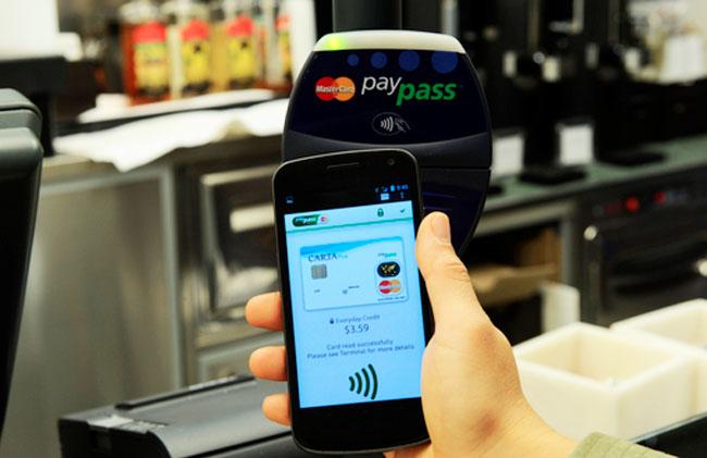 Mastcard PayPass