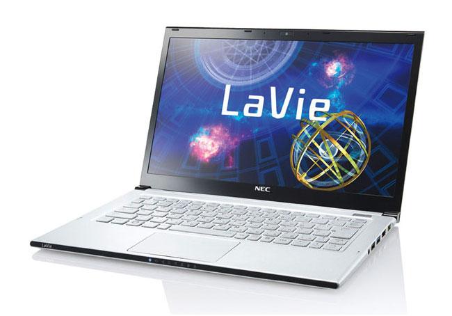 NEC Lavie Z