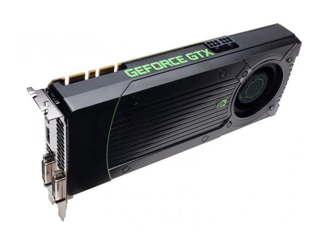 NVIDIA GeForce GTX 670 Kepler