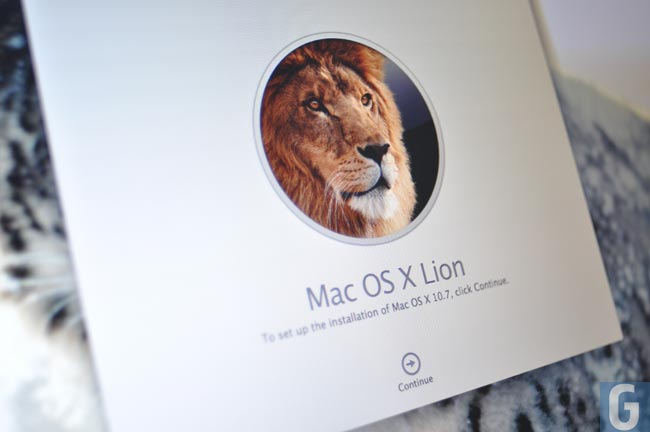 OS X Lion FileVault Fix