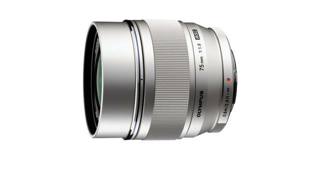 Olympus Four Thirds Portrait Lens