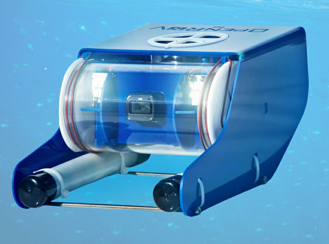 OpenROV Project