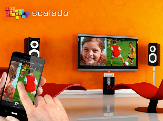 Scalado PhotoBeamer App