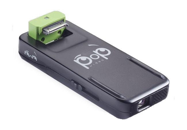 PoP-Video iOS Pico Projector