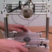 Printxel 3D Printer Beta Kits $300 (video)