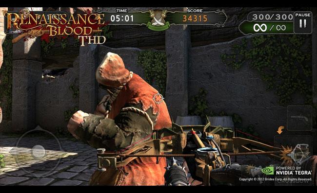 Renaissance Blood THD