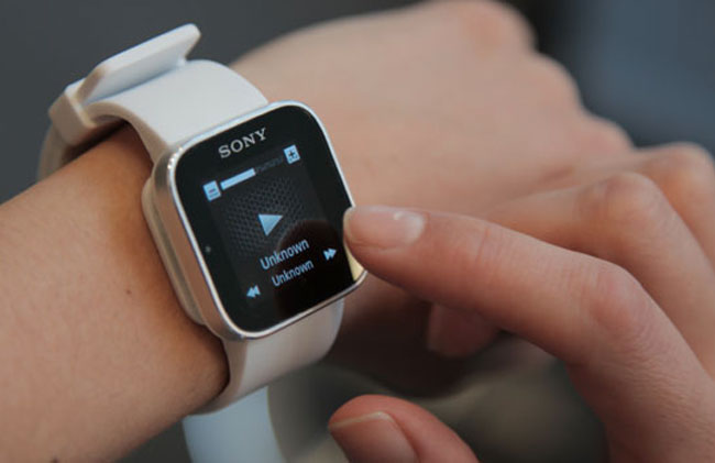 Sony SmartWatch SDK