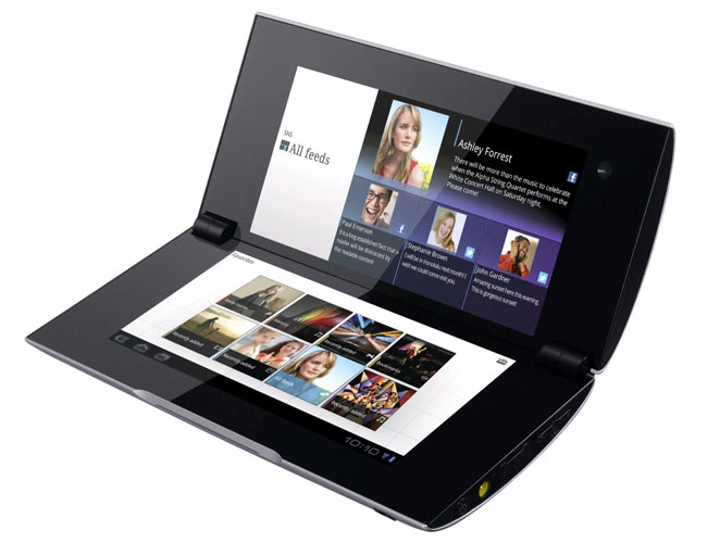 sony tablet p to get android 4 0 ics 24th may in japan. Black Bedroom Furniture Sets. Home Design Ideas